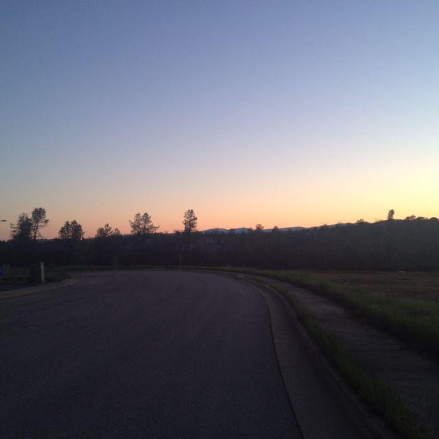 Sunrise at Prestige Recreational Storage